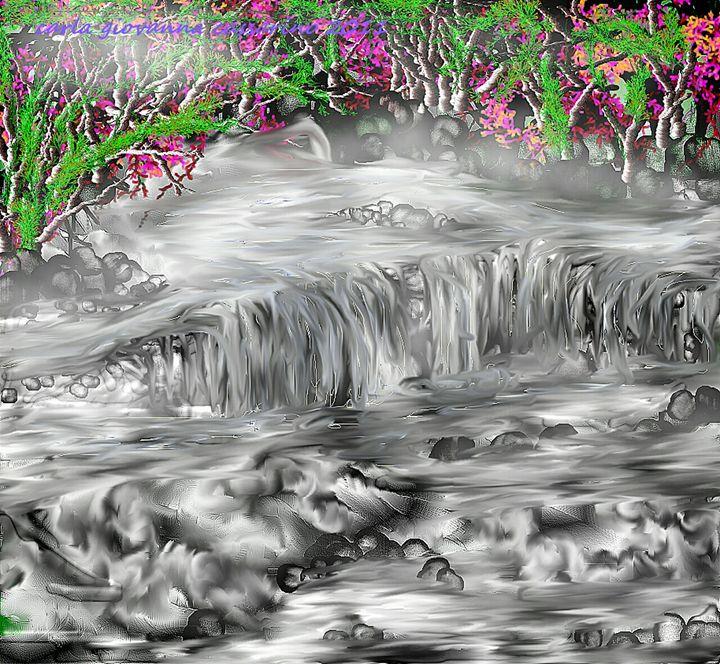 Waterfalls - Carla giovanna cassarino