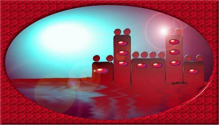 Red castle - Carla giovanna cassarino
