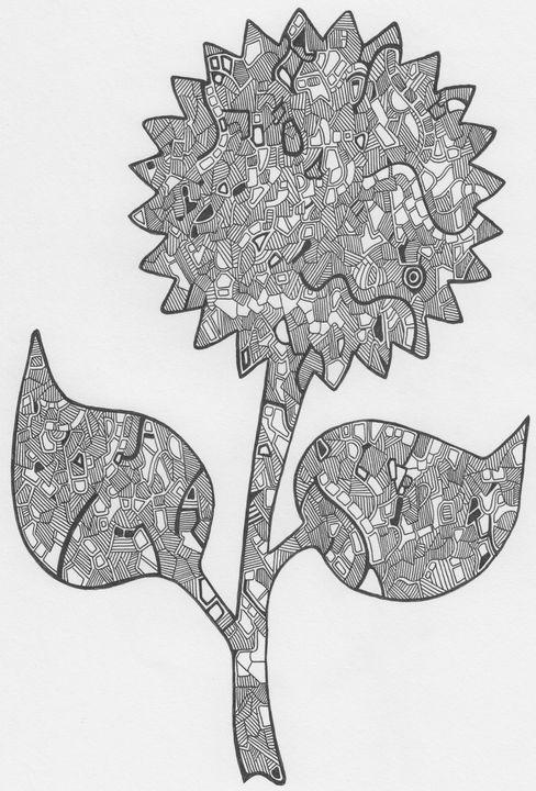 Sunflower - Inklings