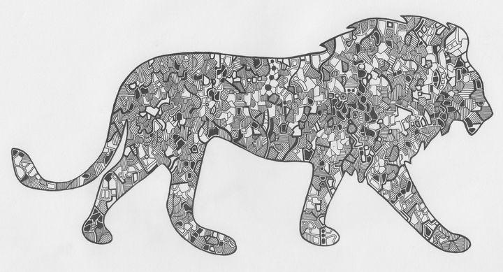 Lion - Inklings