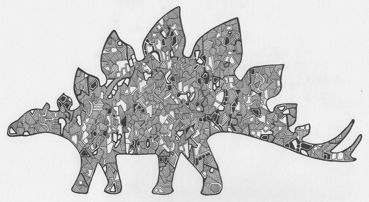 Stegosaurus - Inklings