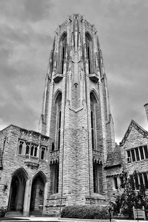 Luther Tower - Photography of Mark Polege