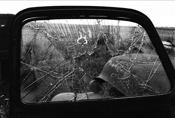 Shattered - Photography of Mark Polege