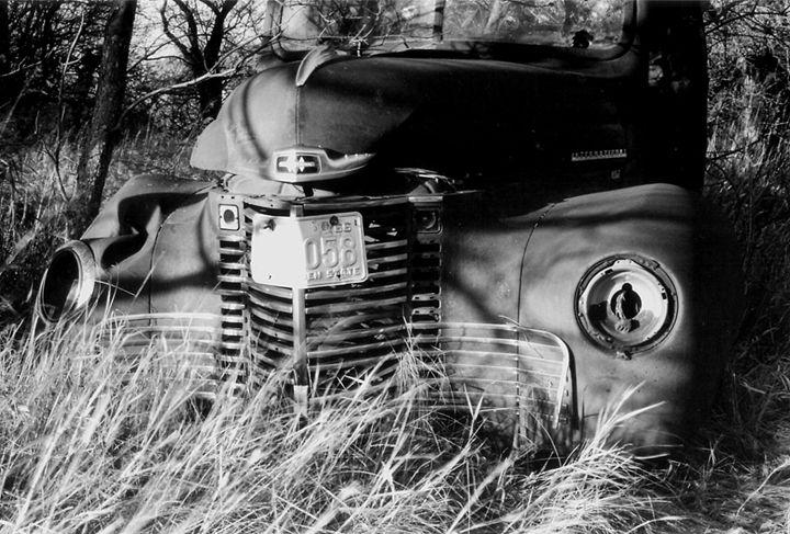 Sleeping Giant - Photography of Mark Polege