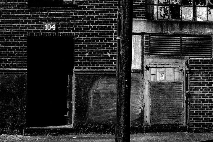 Warehouse 104 - Photography of Mark Polege