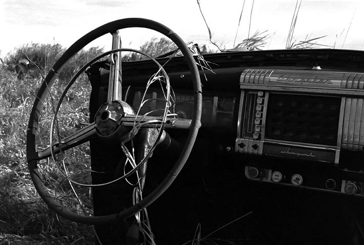 Behind the Wheel - Photography of Mark Polege