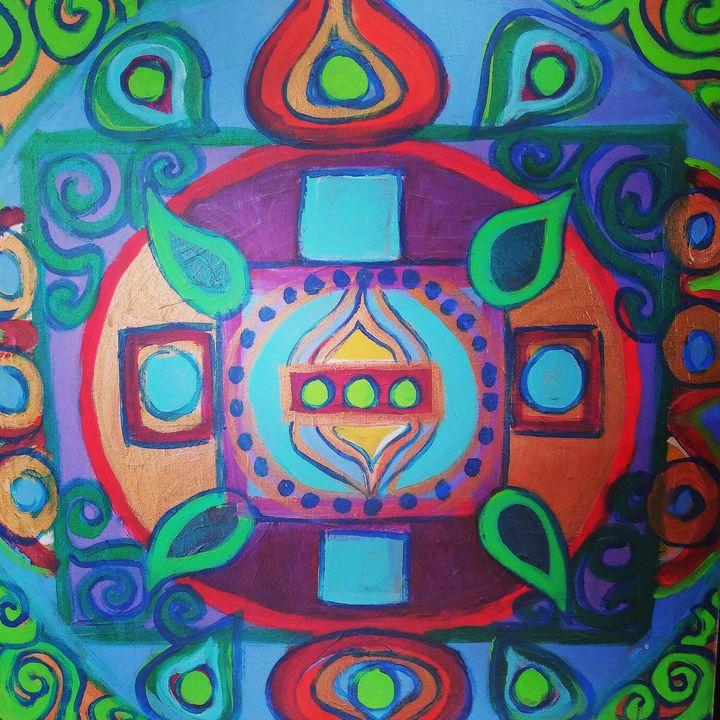 Mandala - Melissa Hoskins