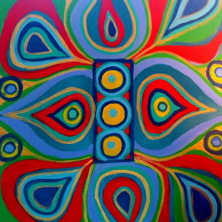 Unfolding - Melissa Hoskins