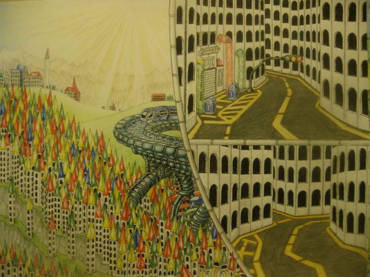 Utopia - Christian Frömsdorf