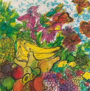 Garden Fruits of Yoga 3of5