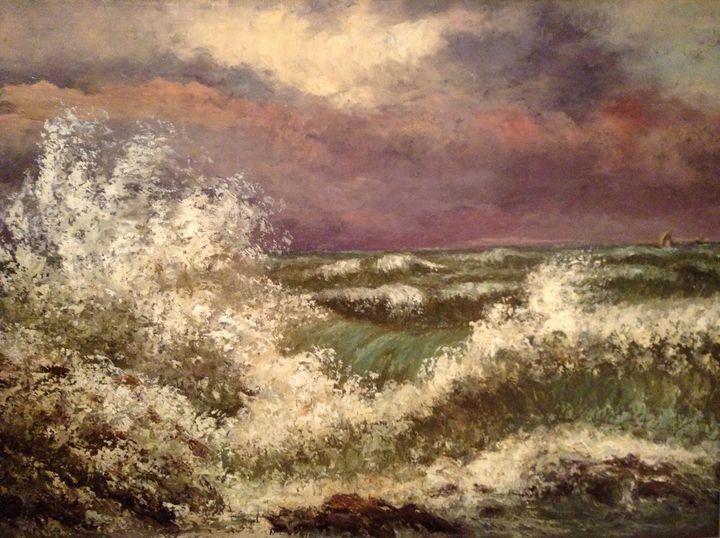 The ROAR of the WAVES - REGAL