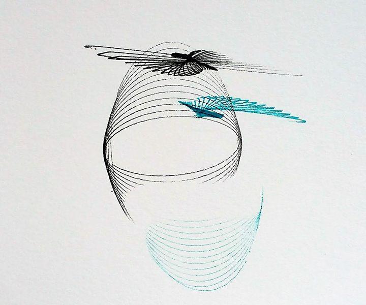 two twirls - Annette Manning