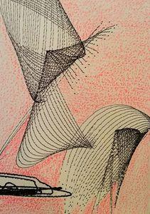 pink curve