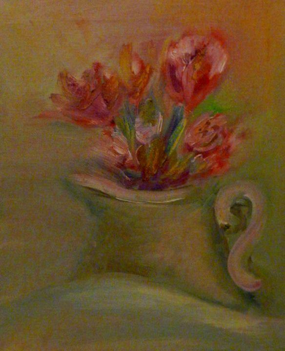 Kind of Flowers - CS art