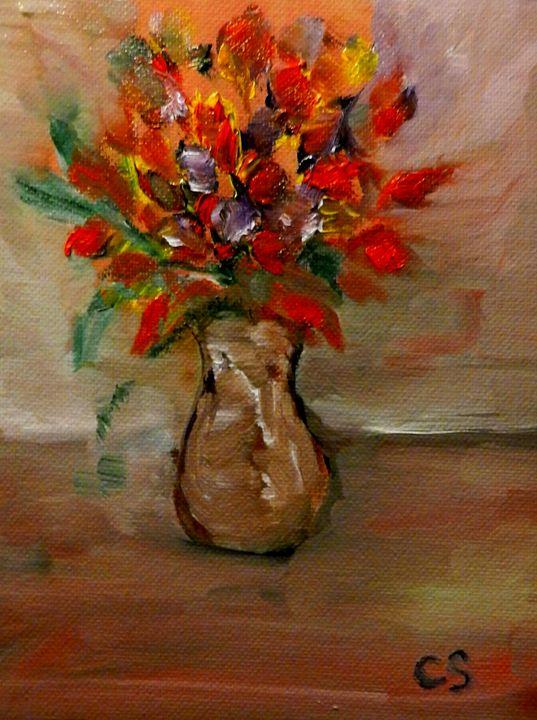 Vase 27 - CS art