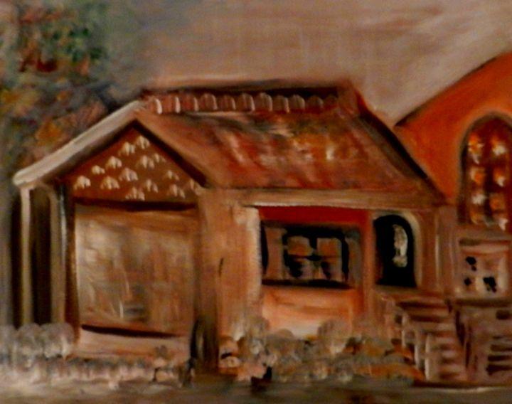 Little House - CS art