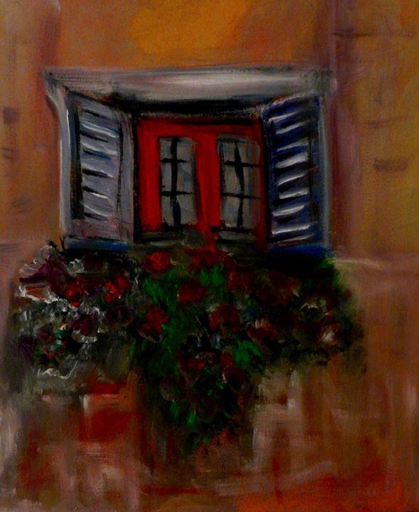 Window - CS art