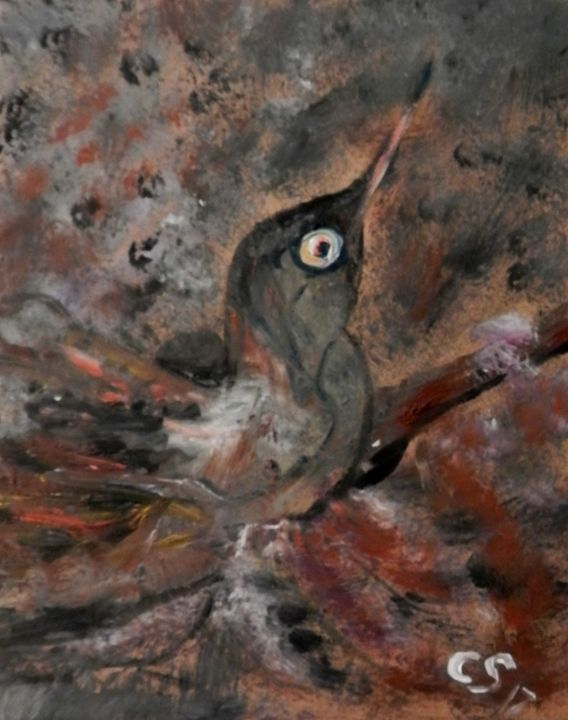 Bird 27 - CS art