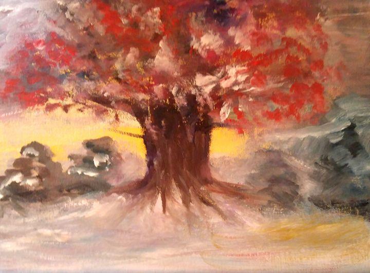 GoT, Tree 2 - CS art