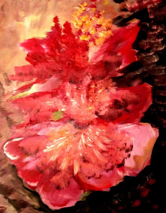 Tower-Flower - CS art