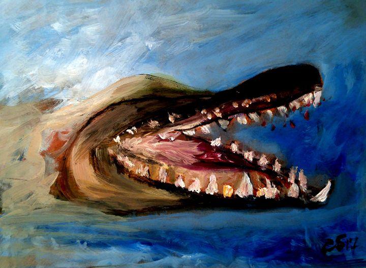 Teeth - CS art