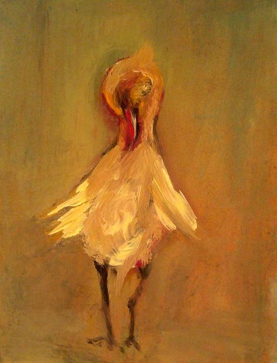 Baby Bird 7 - CS art
