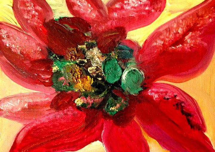Red Petals 20 - CS art