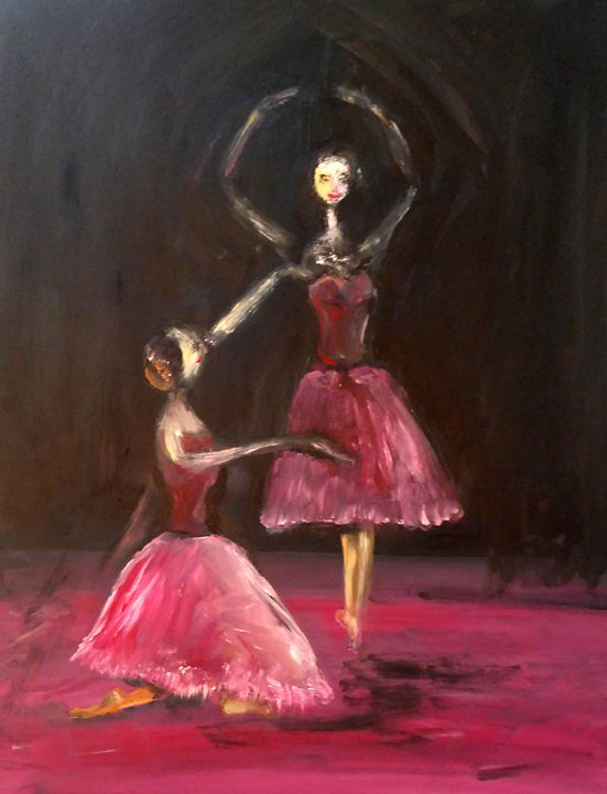 Ballerinas 2 - CS art
