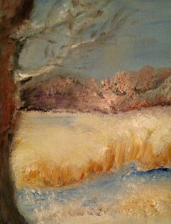 Winter around - CS art
