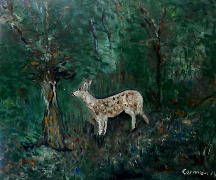 Bambi - CS art