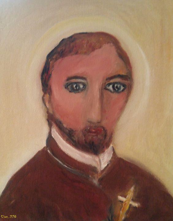 St Francis Xavier - CS art