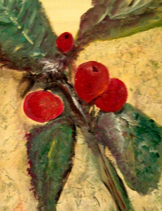 Red Fruits - CS art