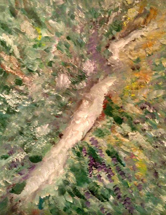 I wish to visit Colorado - CS art