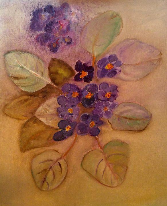 Violete - CS art