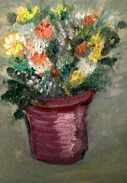 Vase 19 - CS art