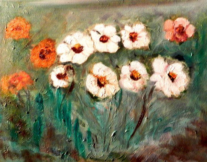 Francine's Flowers - CS art