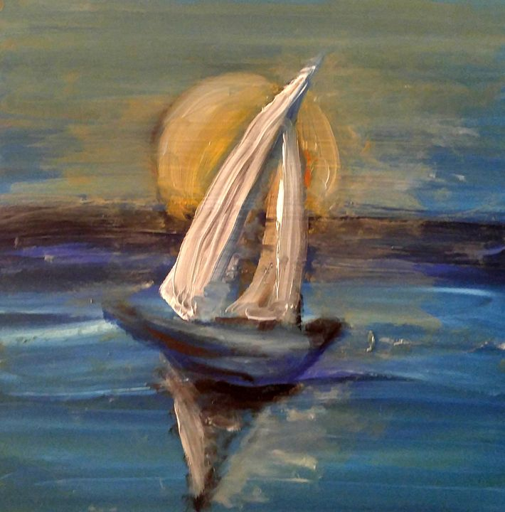 Sailing 26 - CS art