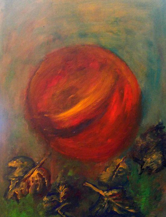 Red Circle - CS art