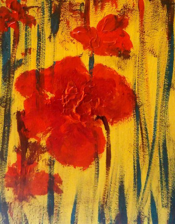 Fleurs de juin - CS art