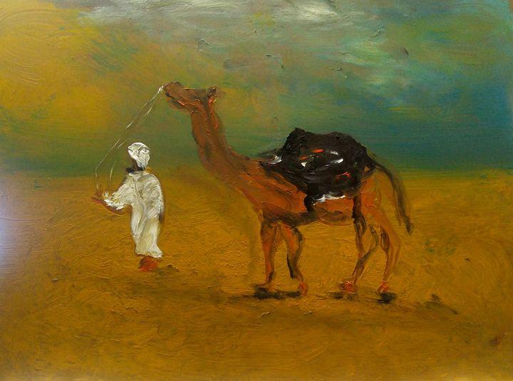 Desert 21 - CS art