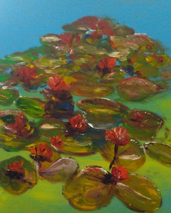 Pond - CS art