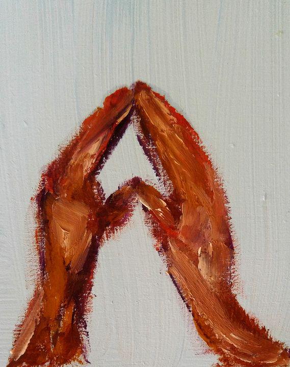 Hands - CS art