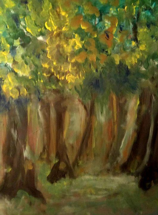 Centennial Forest - CS art