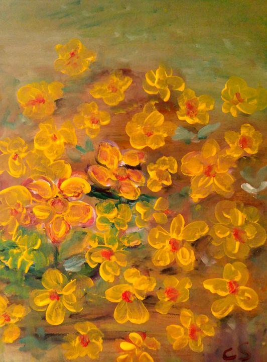 Yellows - CS art