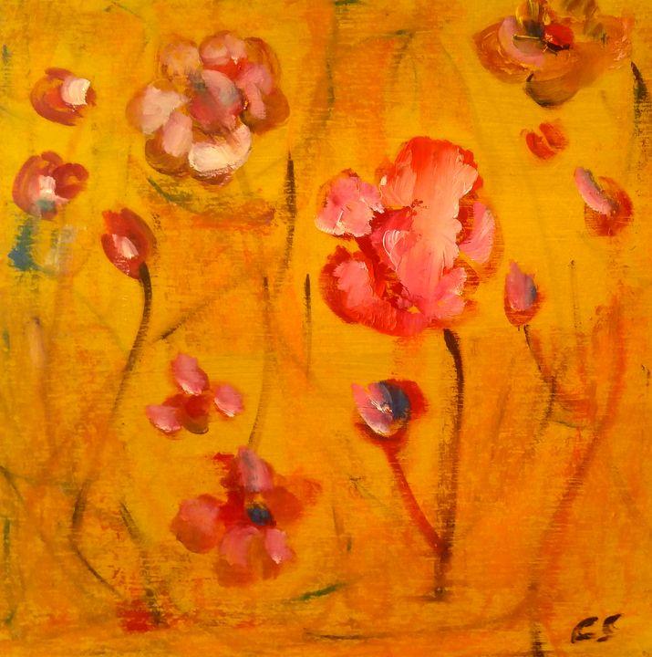 Few Flowers - CS art