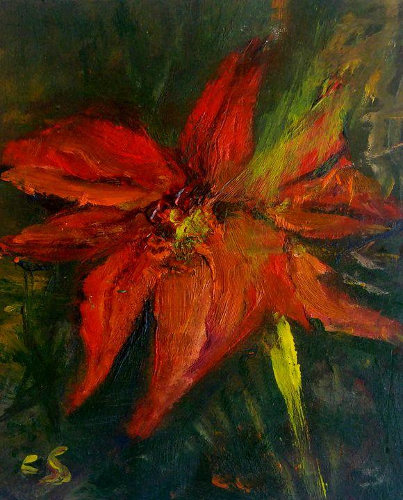 Flower 909 - CS art