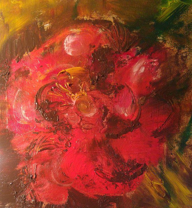 Heavy Flower - CS art