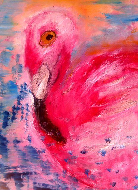 Pinky - CS art