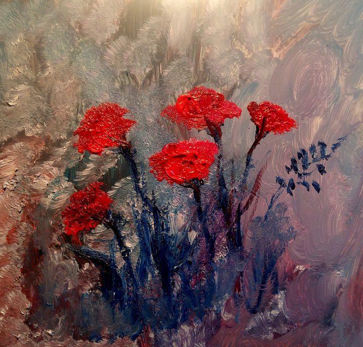Flower Nest 2 - CS art