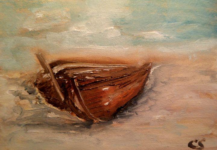 Abandoned Boats - CS art